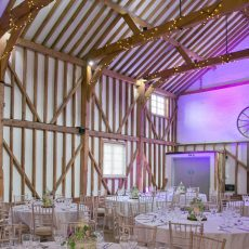 The stunning Milling Barn
