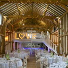 Love is in the air at Milling Barn